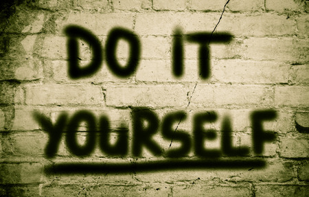 do it yourself: Do It Yourself Concept