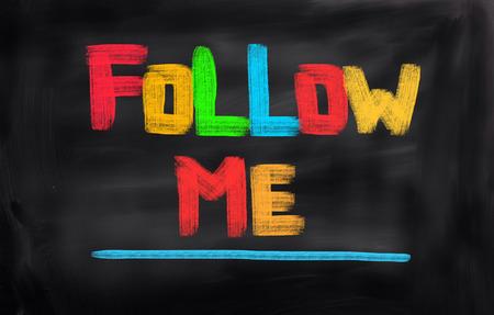 follower: Follow Me Concept