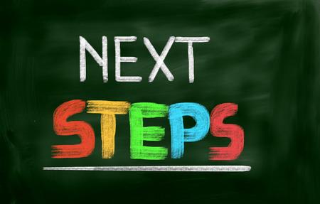 plan de accion: Próximos pasos Concept