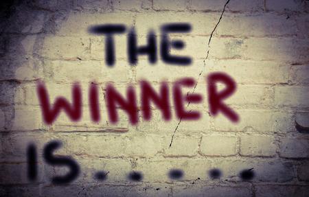 jargon: The Winner Is Concept