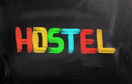 Hostel Concept photo