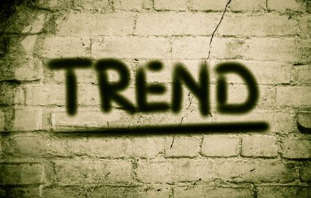 trending: Trending Concetto
