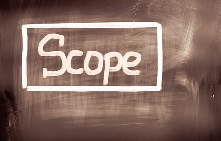 Scope Concept photo