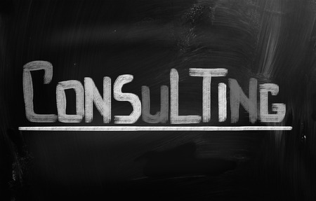 Consulting Concept photo