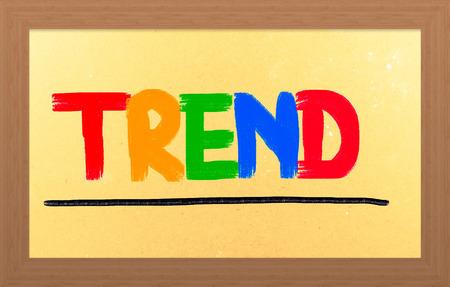trending: Trending Concept