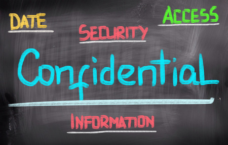concealment: Confidential Concept
