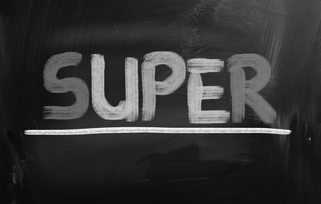 sensational: Super Concept Stock Photo