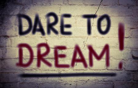 osare: Dare To Dream Concetto