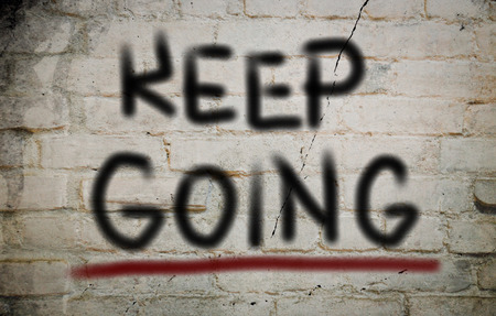 Keep Going Concept