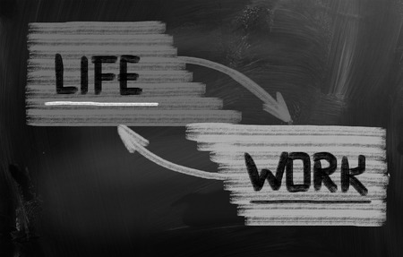 health equity: Work Life Concept
