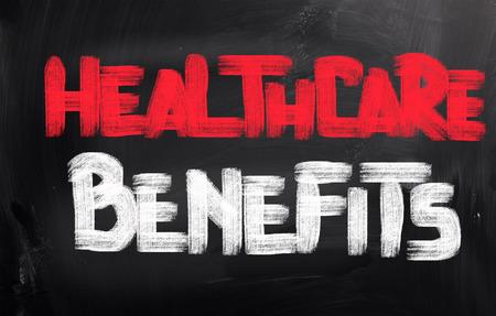 Healthcare Benefits Concept photo
