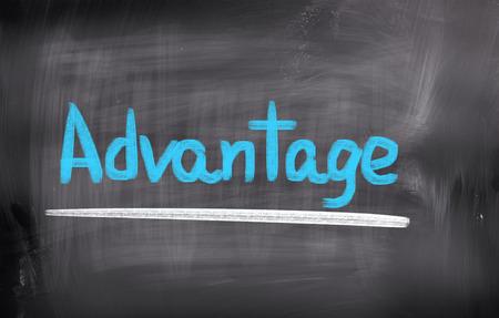 Advantage Concept photo