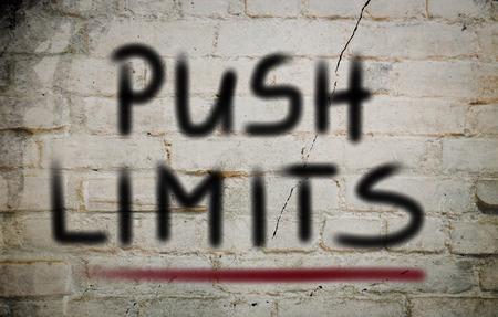 limitation: Push Limits Concept