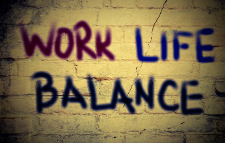 health equity: Work Life Balance Concept