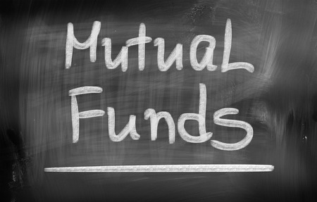 mutual: Mutual Funds Concept Stock Photo