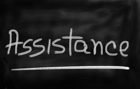 raising cans: Assistance Concept