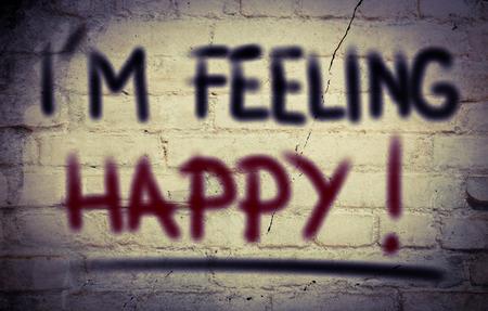 euphoria: Happy Concept