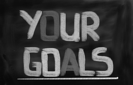 selling points: Your Goals Concept