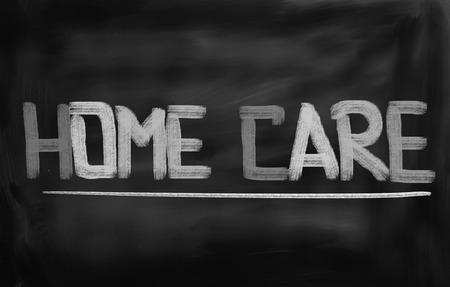 housebuilding: Home Care Concept