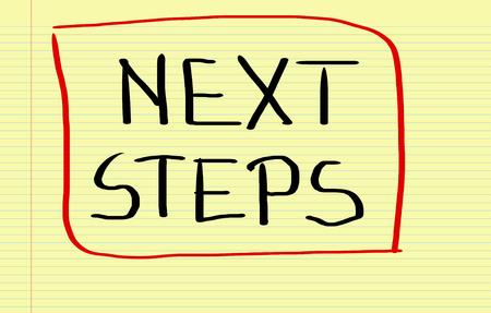 Next Steps Concept