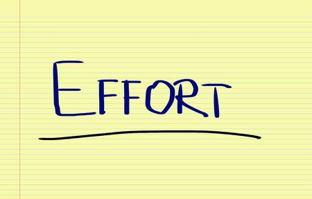 effort: Effort Concept