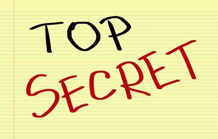 special education: Top Secret Concept