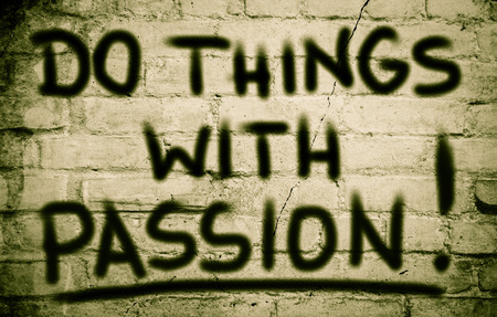 condemned: Do Things With Passion Concept