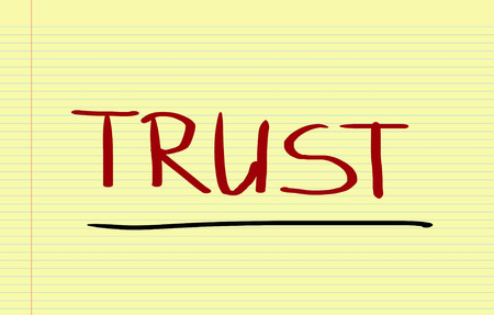 confianza concepto: Confianza Concept