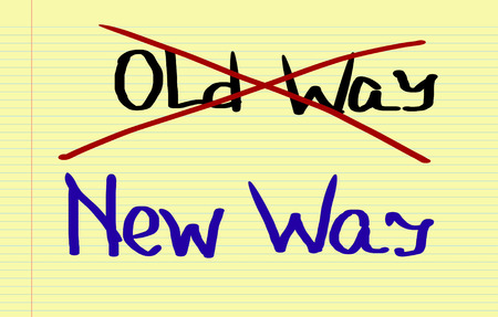 new way: New Way Concept