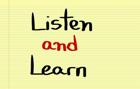 encapsulate: Listen And Learn Concept