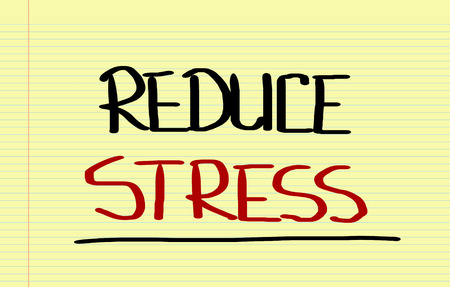 destress: Reduce Stress Concept