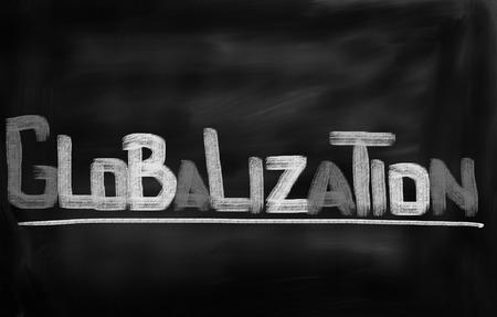 globalization: Globalization Concept Stock Photo