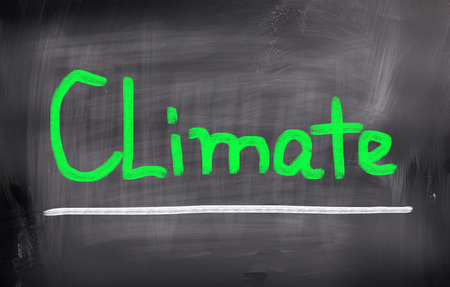 dimming: Climate Change Concept