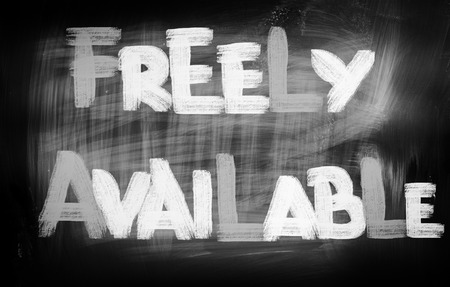 freely: Freely Available Concept
