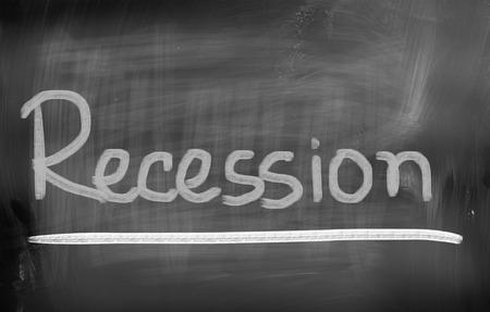 recession: Recession Concept