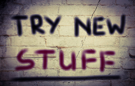 spul: Try New Stuff Concept