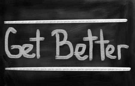 better: Get Better Concept