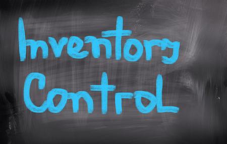 ref: Concepto de Control de Inventario