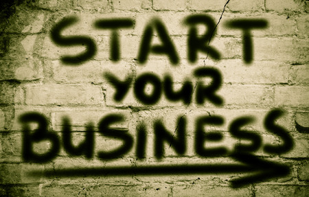 difficult mission: Start Your Business Concept