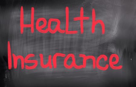 recompense: Health Insurance Concept