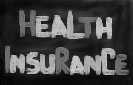 reimbursement: Health Insurance Concept