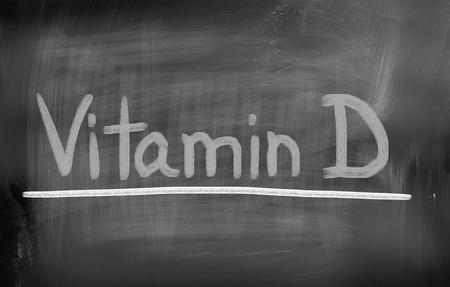 witaminy: Witamina D Concept