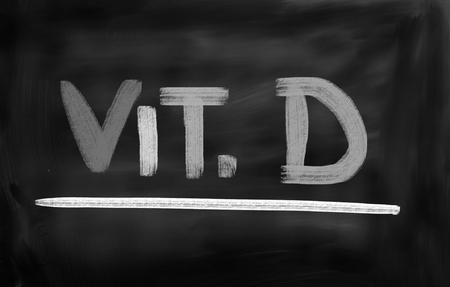 vitamin d: Vitamin D Concept
