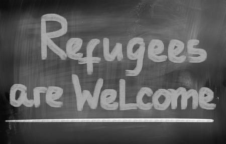 syrian war: Migration Concept