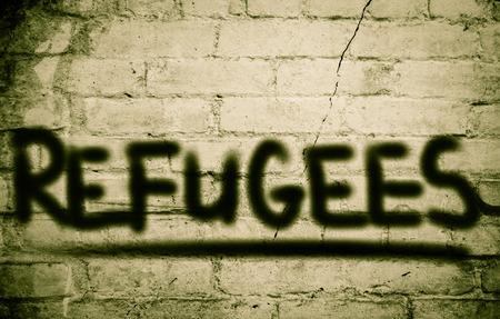 syrian civil war: Migration Concept