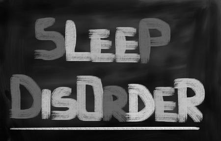 sleep disorder: Sleep Disorder Concept