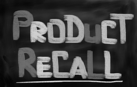 bad leadership: Product Recall Concept