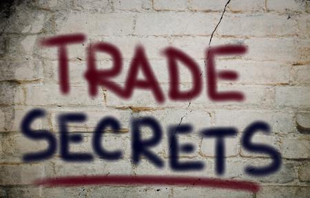 trade secret: Trade Secrets Concept
