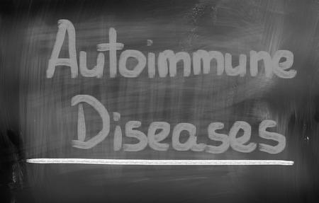 autoimmune: Autoimmune Disease  Concept