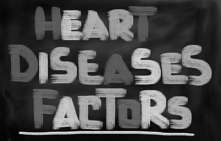 tachycardia: Heart Disease Concept